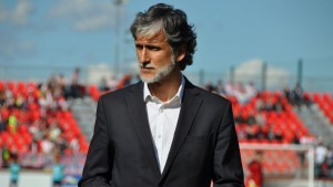 Pablo Alfaro no continuará en el banquillo del CD Mirandés