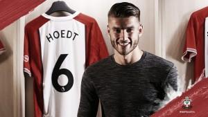Wesley Hoedt, nuevo jugador del Southampton