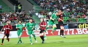 Champions League, primo turno preliminare: sorpresa Suduva, cade l'APOEL. A valanga il Ludogorets
