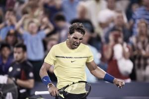 ATP Cincinnati - Nadal parte in sordina, poi ingrana; eliminato Ramos