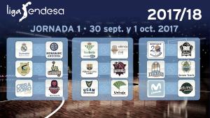 La ACB modifica el calendario de Liga Endesa