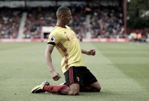 Richarlison marca pela primeira vez e Watford bate Bournemouth fora de casa