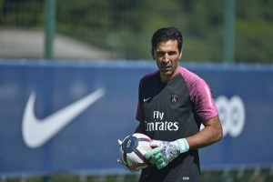 """PSG, Buffon si presenta: """"Voglio dimostrare di essere ancora un grande portiere"""""""