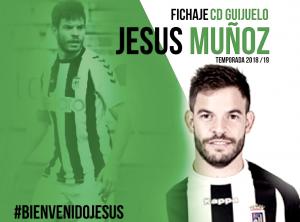 Jesús Muñoz, nueva incorporación del Guijuelo