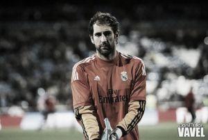 """Diego López: """"Yo buscaba trabajar solo por el bien del Real Madrid"""""""