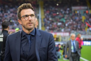 "Dzeko, senti Di Francesco: ""Deve fare la differenza mettendosi a disposizione"""