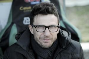 """Di Francesco: """"Chievo squadra tosta, cercheremo comunque di imporre il nostro gioco"""""""