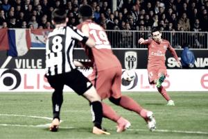 """Unai Emery: """"Fue un partido muy duro aquí en Angers"""""""