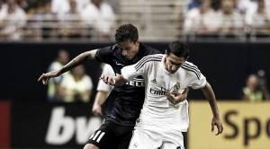 """Di María: """"Me voy a quedar en el Madrid"""""""