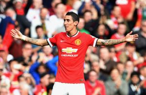 Angel Di Maria could return against Aston Villa