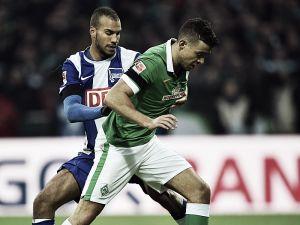Werder Bremen 2-0 Hertha BSC: di Santo's Brace Pushes Bremen to Safety