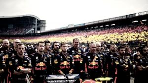 Red Bull, de nuevo, molesto con Renault