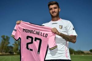 """Palermo, Monachello si presenta: """"Sono emozionato per essere tornato a casa dopo dieci anni"""""""