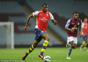 Akpom steals the show and Diaby features as Arsenal U-21s win again
