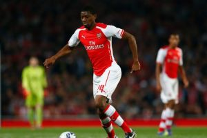 Diaby to take a step back, says Wenger