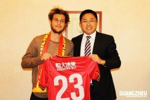 Alessandro Diamanti se marcha a la liga China