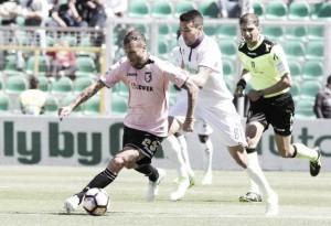 Serie A - Il Palermo supera la Viola 2-0: decidono Diamanti ed Aleesami
