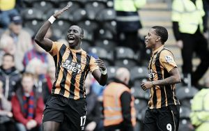 Hull City 2-0 Crystal Palace: Steve Bruce's men comfortably see off Palace