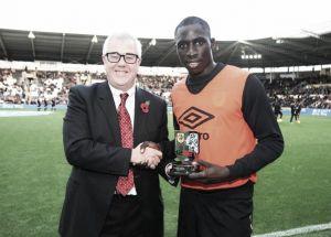 Mohamed Diamé, indiscutible jugador del mes de octubre