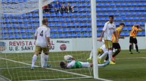 El Reus hunde en la clasificación al Sant Andreu