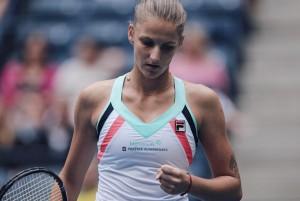 Us Open 2017 - Pliskova al piccolo trotto, battuta la Linette