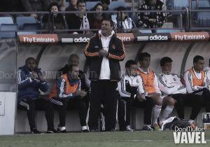 """Manolo Díaz: """"No se gana ni se pierde por el arbitraje, pero condicionan los partidos"""""""