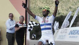 Tour de San Luis: Diaz grabs home win