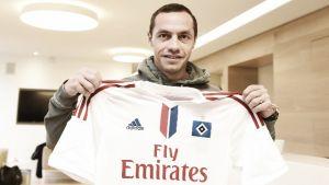 HSV recruit Diaz to bolster midfield