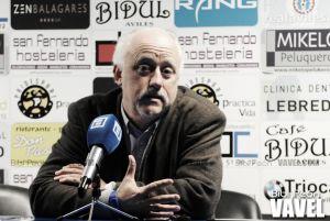 """Ismael Díaz Galán: """"Es una victoria balsámica que rompe una mala racha"""""""