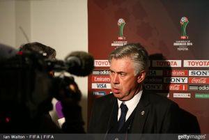 """Ancelotti: """"Muchos verán este torneo por televisión, nosotros venimos a ganar"""""""