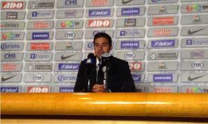 """Diego Alonso: """"Rescato la actitud de mis jugadores"""""""
