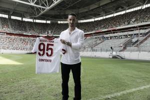 Contento regresa a la Bundesliga