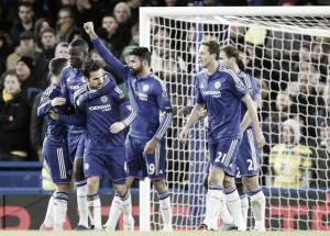 Chelsea 1-0 Norwich City: Diego Costa fires Blues to an important win