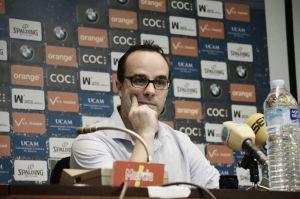 """Diego Ocampo: """"La afición ha ayudado al equipo en los momentos malos"""""""