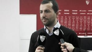 Diego Martínez, satisfecho con el empate con uno menos