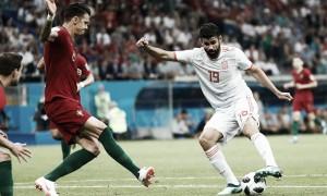 España e Irán, dos maneras totalmente opuestas de atacar