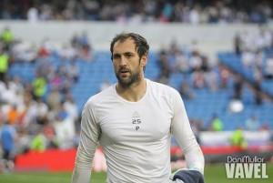 Diego López carga contra Mihajlovic
