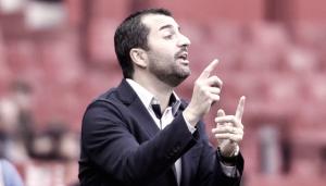 """Diego Martínez: """"El equipo tiene un espíritu que nos va a acompañar toda la vida"""""""