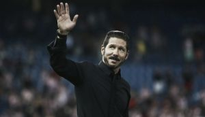 Diego Simeone signs three-year contract extension to remain with Spanish champions until 2020
