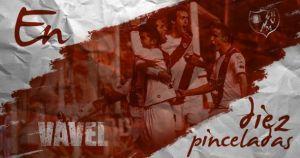 Diez pinceladas del Rayo Vallecano - Elche, jornada 3 de Liga BBVA