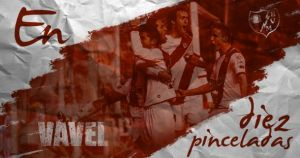 Diez pinceladas del Rayo Vallecano - Atlético de Madrid de la jornada 1