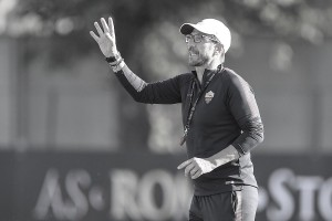 """Roma, Di Francesco alza l'asticella: """"Scudetto? Ci siamo anche noi"""""""