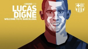 Lucas Digne ante su máximo desafío