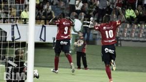 Medellín no levanta en liga