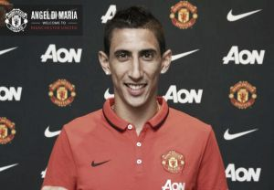Di Maria joins Manchester United for British transfer record fee