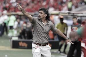Leonel Álvarez: ''hoy estamos en un estado emocional alto''