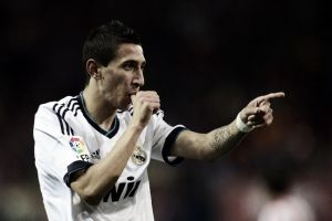 PSG negotiating with Real Madrid for €8million per season Angel Di María
