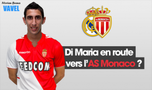 Di Maria en route vers l'AS Monaco ?