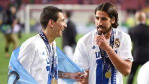 """Ancelotti rivela: """"Di Maria e Khedira hanno chiesto di essere ceduti"""""""