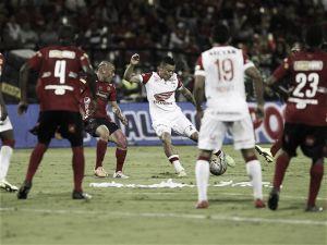 Resultado Santa Fe vs Independiente Medellín (3-1)